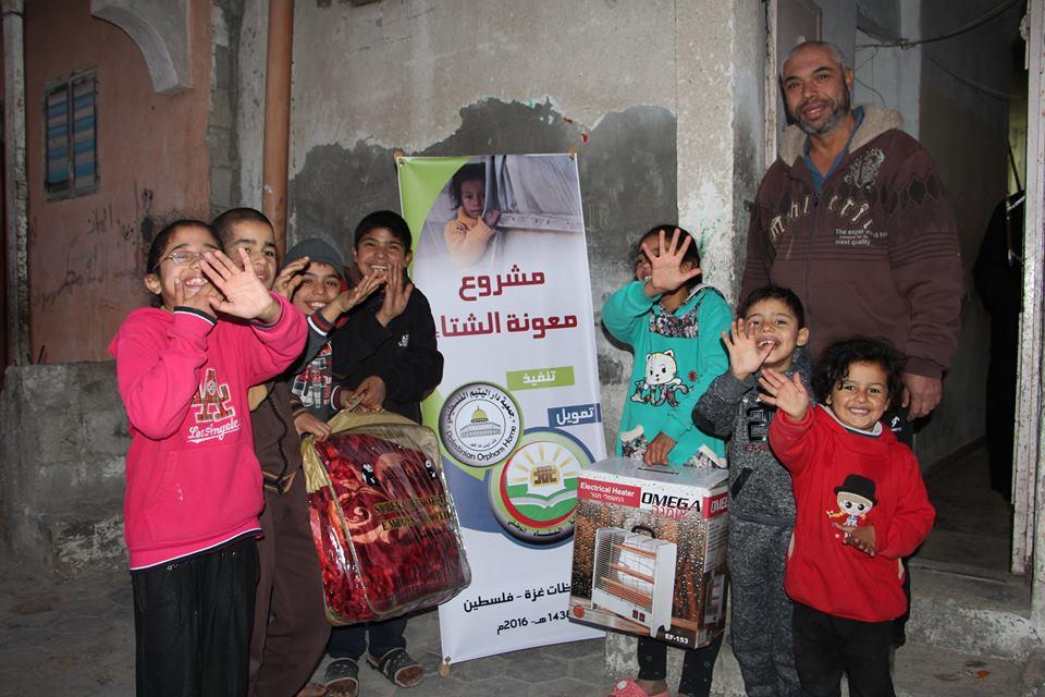 شتاء غزة