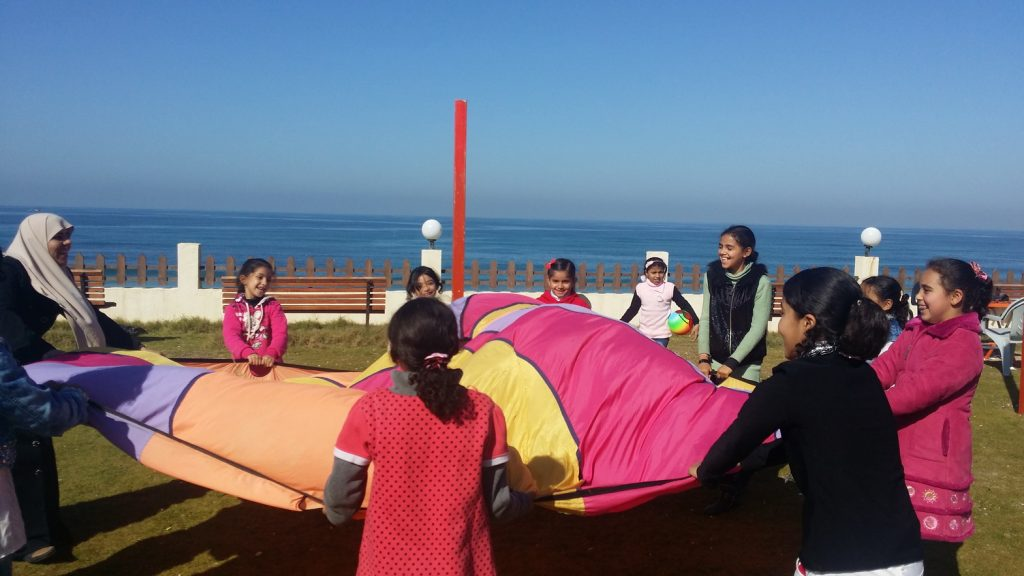 Entertainment trips for orphans